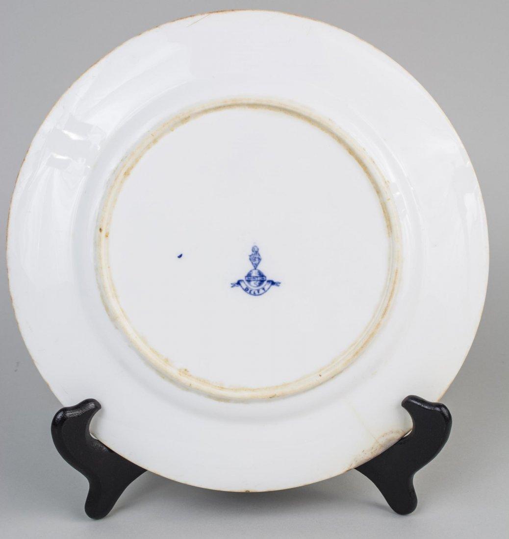 Minton Delft Porcelain Plate - 2