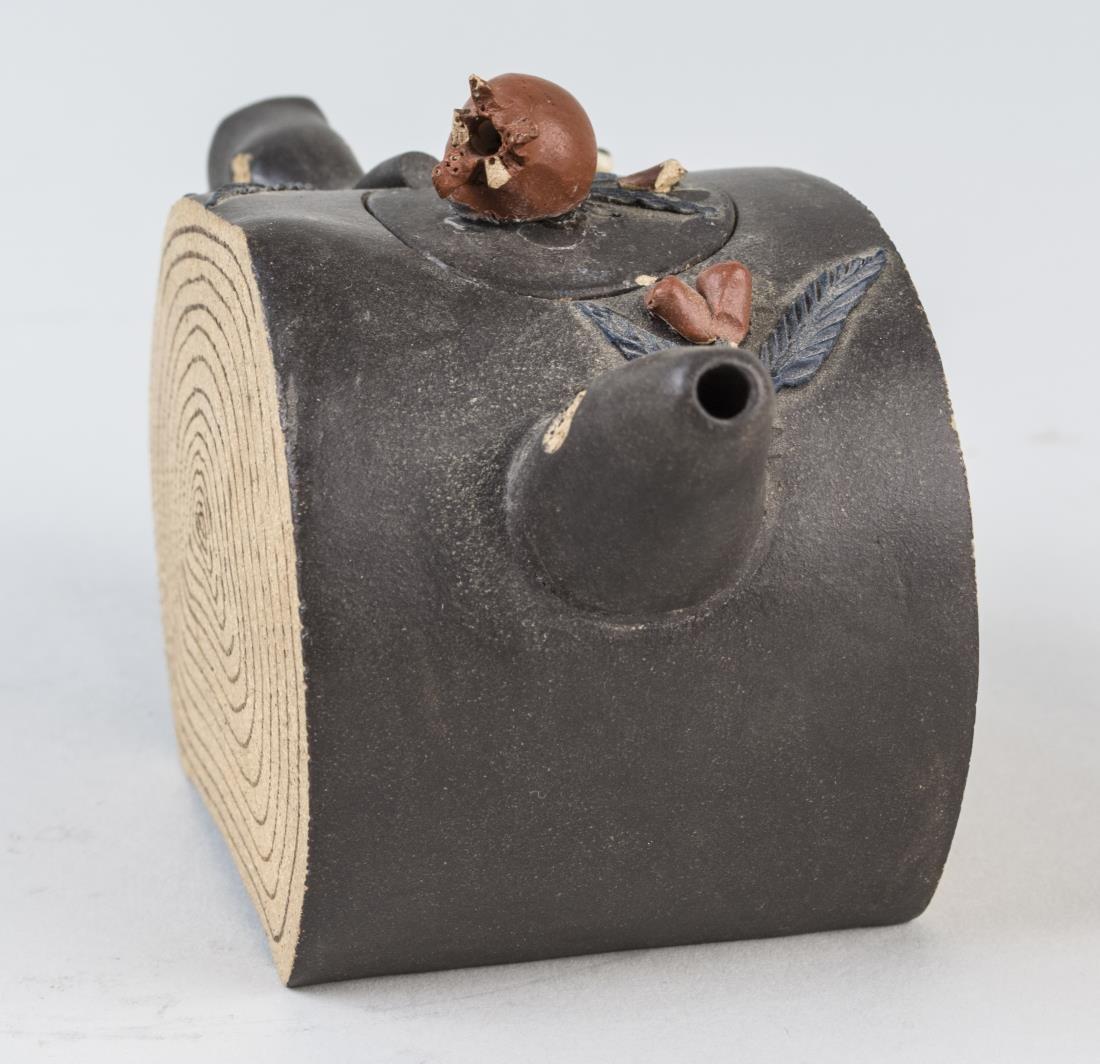 Chinese Ceramic Teapot - 5