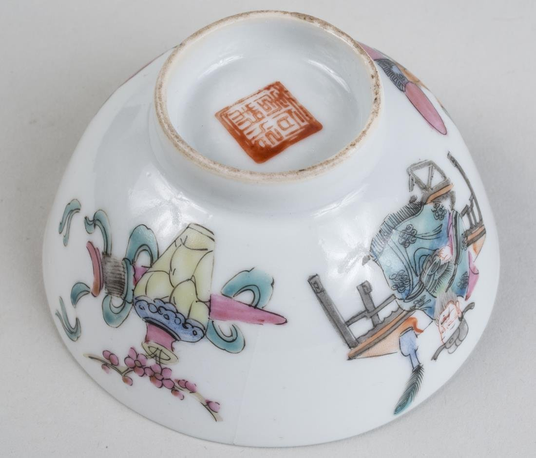 Chinese Porcelain Bowl - 3