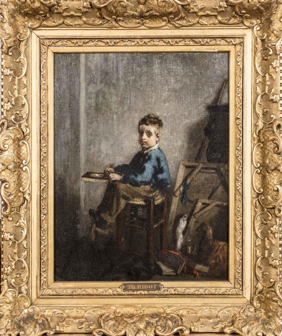 Théodule Ribot (French, 1823-1891)