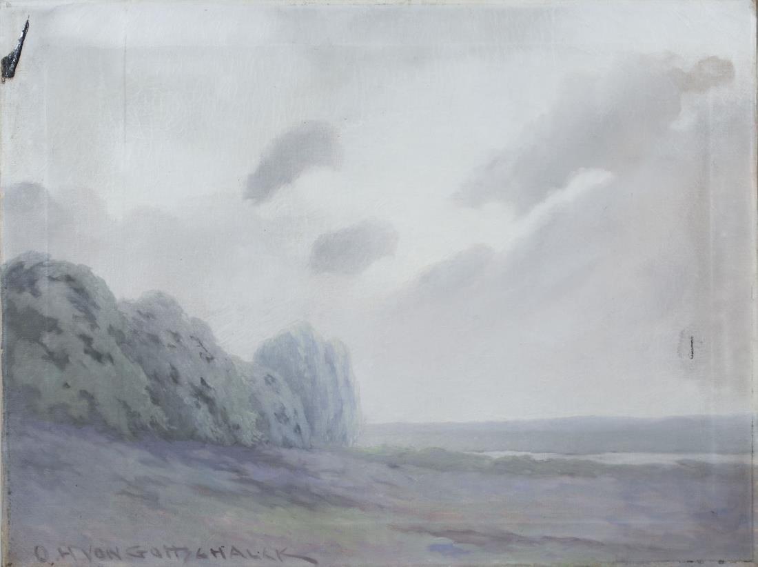 Oscar Hunt Von Gottschalck  (American, b. 1865)