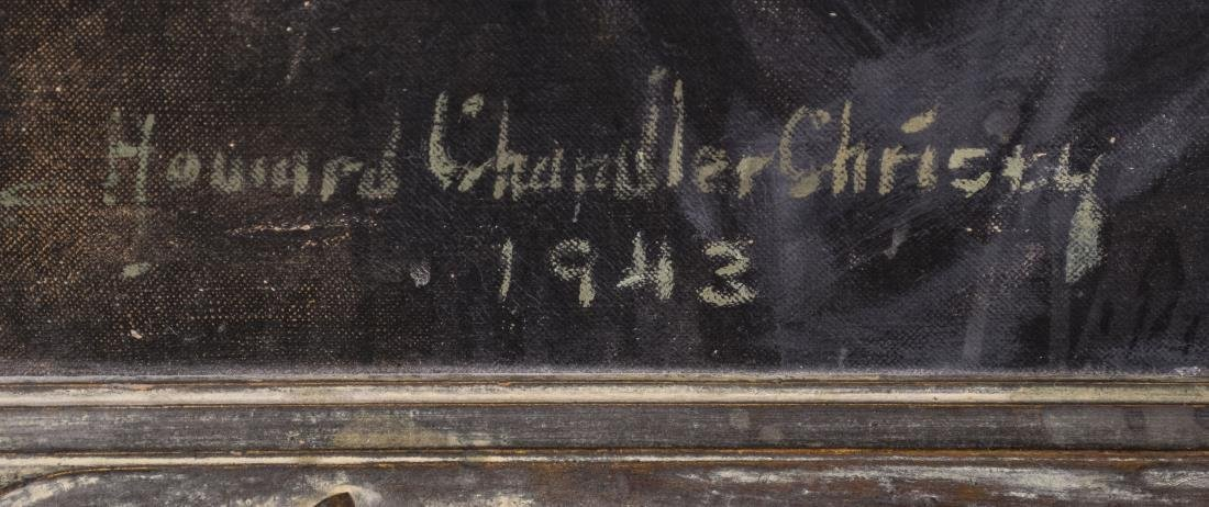 Howard Chandler Christy  (American, 1872-1952) - 2
