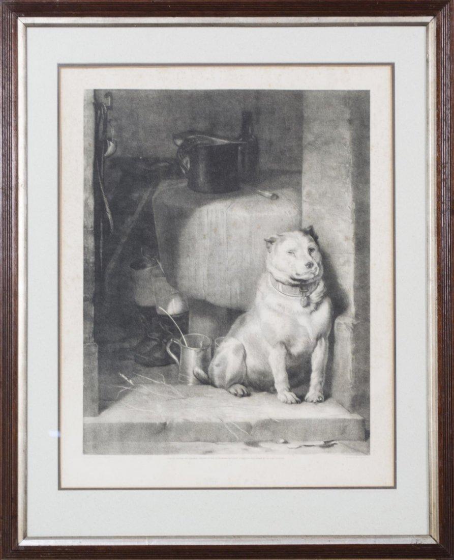 Pair of Vintage Dog Prints - 3