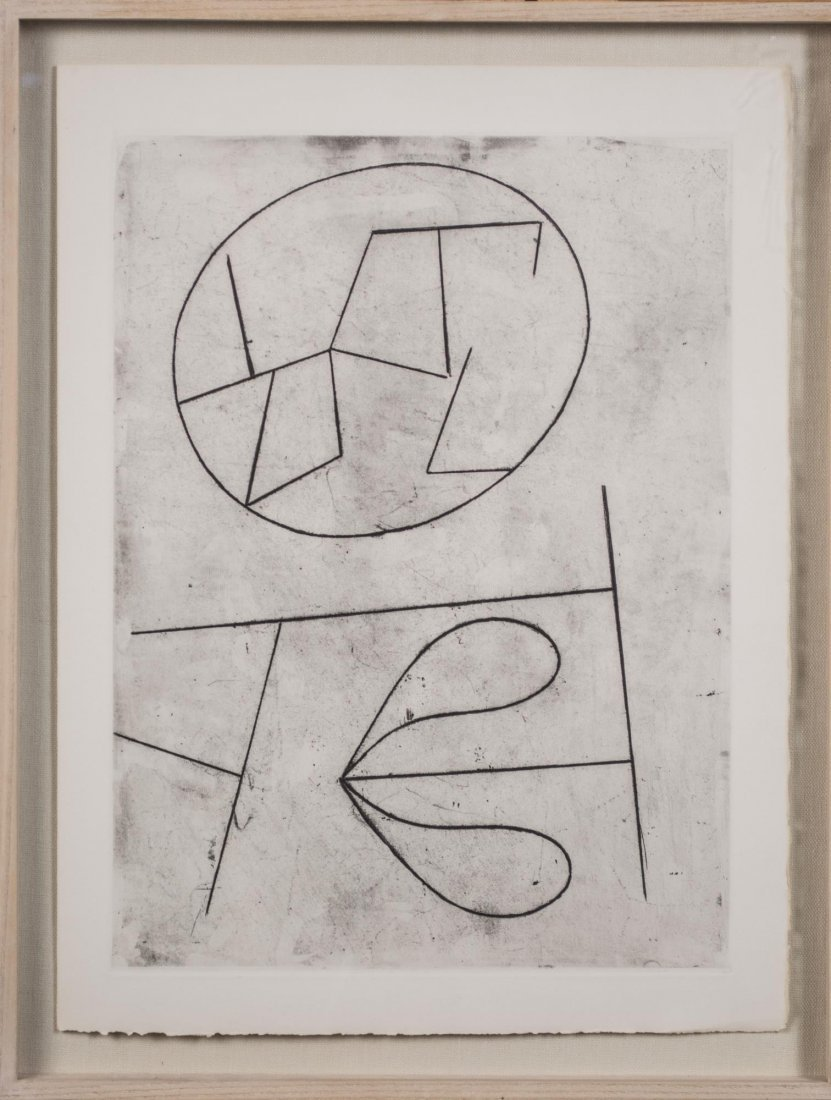 Group of Eight Prints by Jean Arp - 2