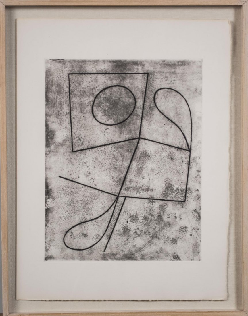 Group of Eight Prints by Jean Arp - 4