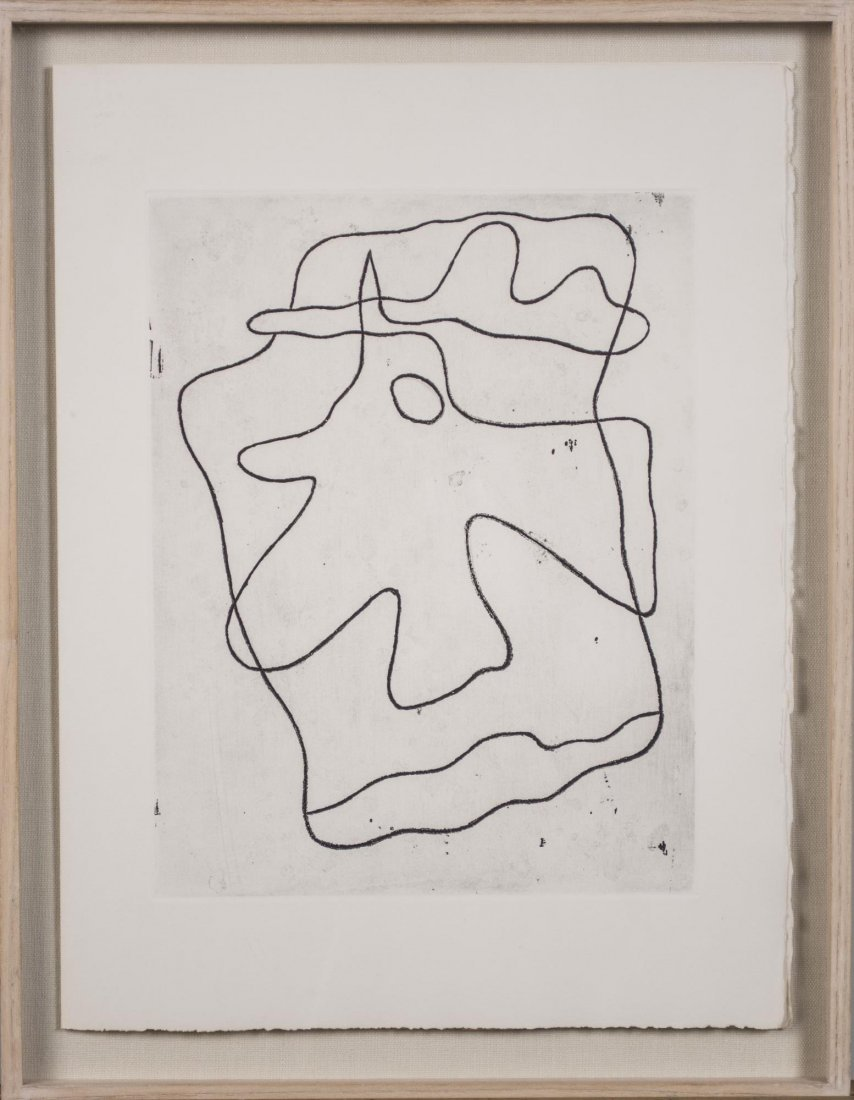 Group of Eight Prints by Jean Arp - 5