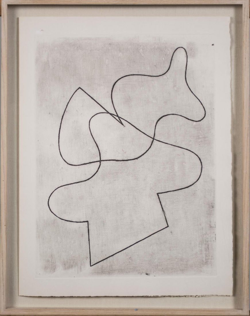 Group of Eight Prints by Jean Arp - 7