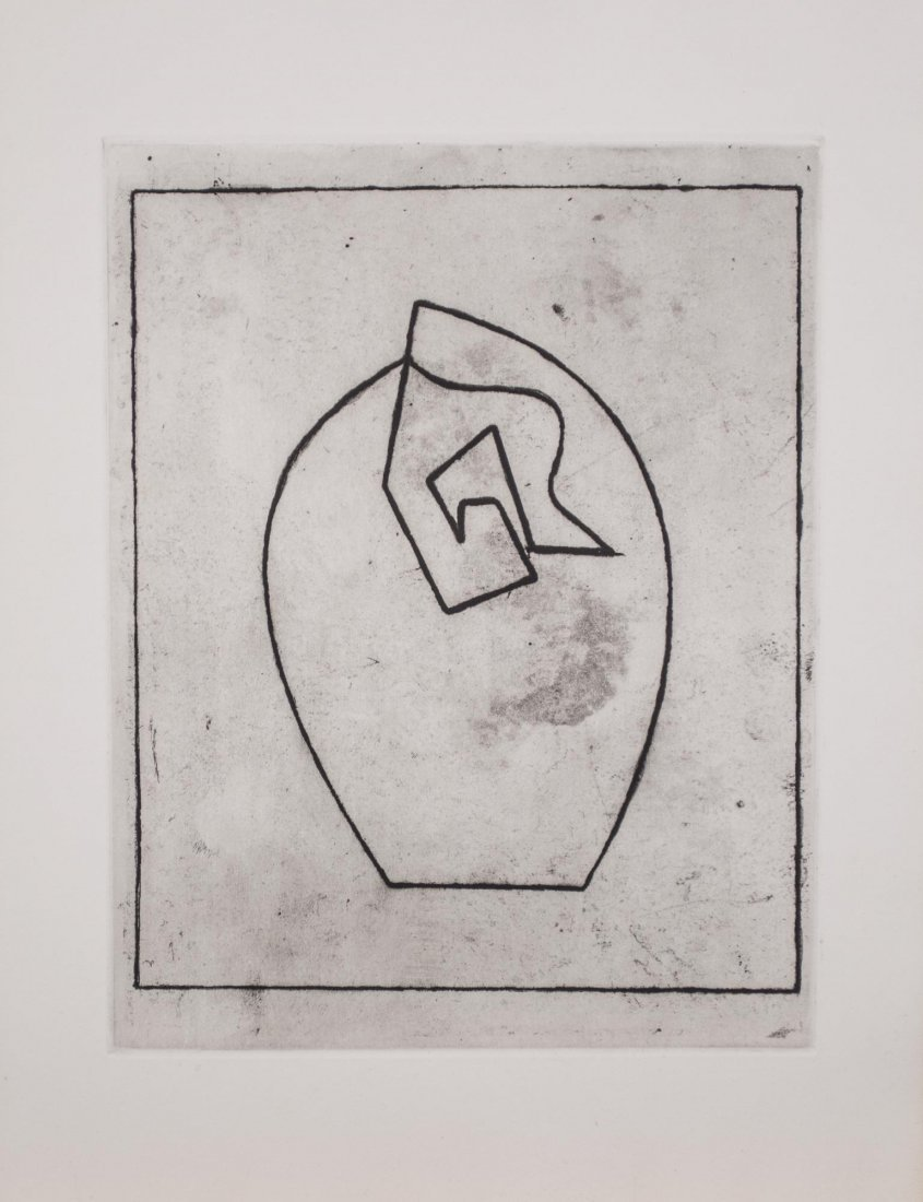 Group of Eight Prints by Jean Arp - 8