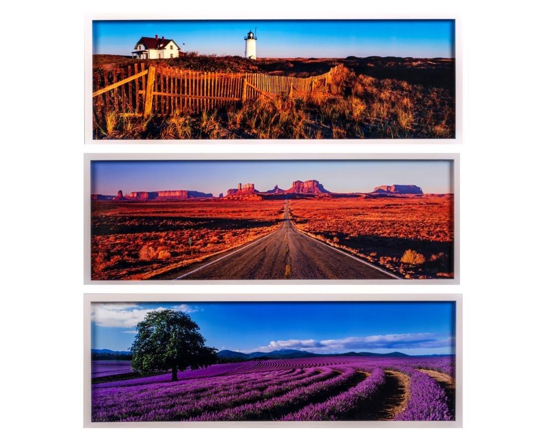 Three Photographs by Peter Lik