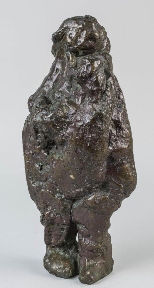 Mid-Century Bronze, Signed Leonard