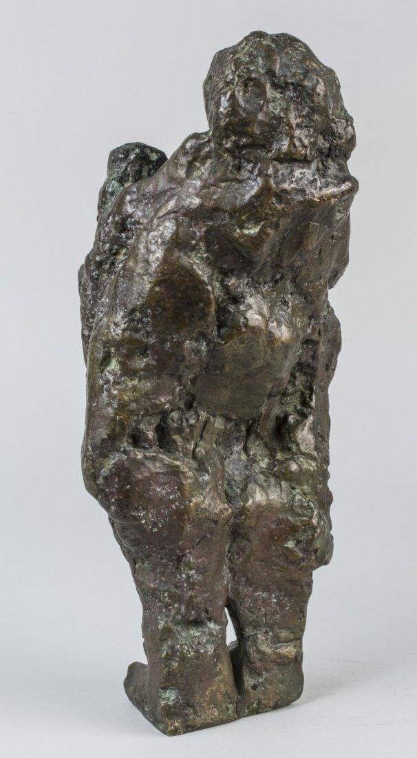 Mid-Century Bronze, Signed Leonard - 2