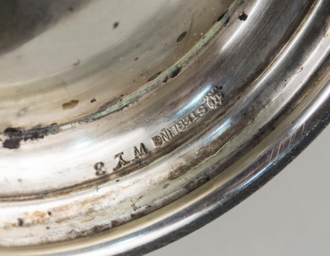 Two American Sterling Silver Revere Bowls - 2