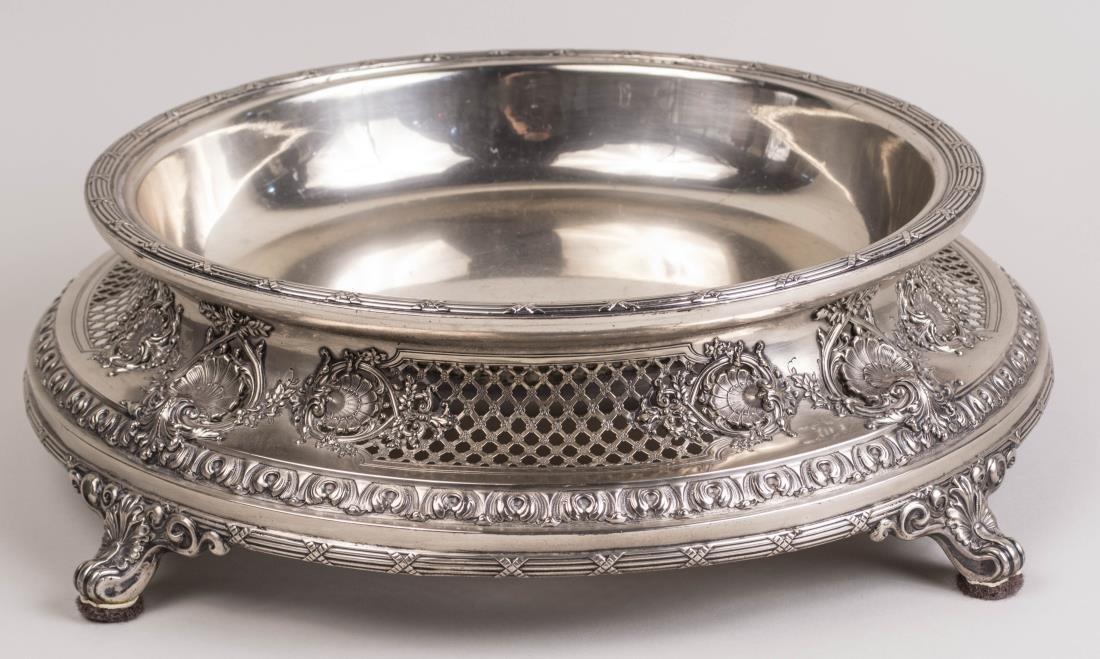Redlich Sterling Silver Centerpiece