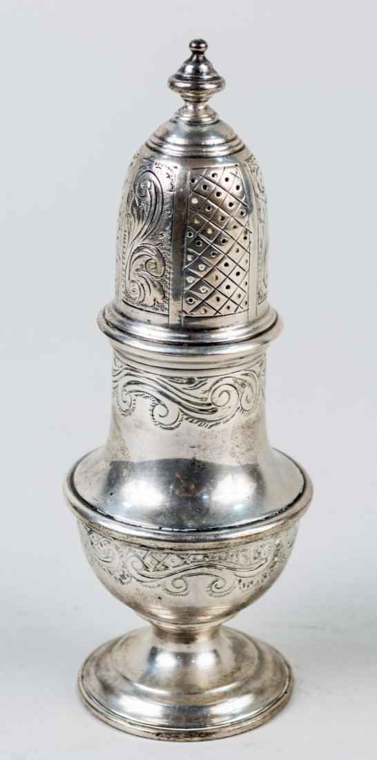 American Sterling Silver Caster