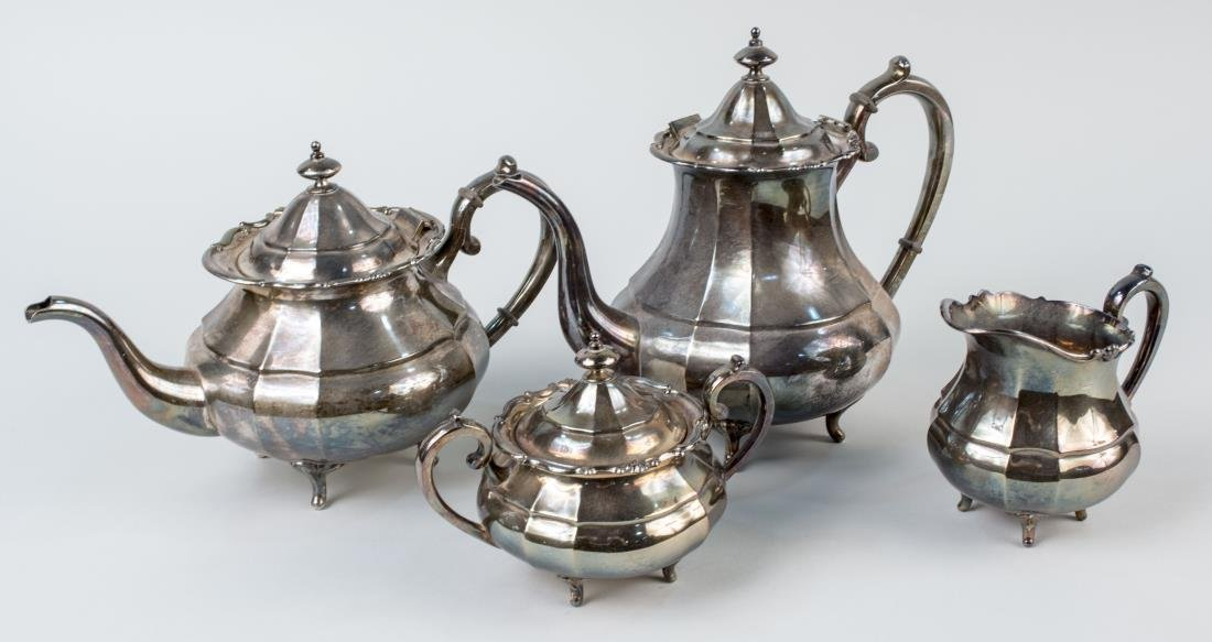American Sterling Coffee and Tea Service