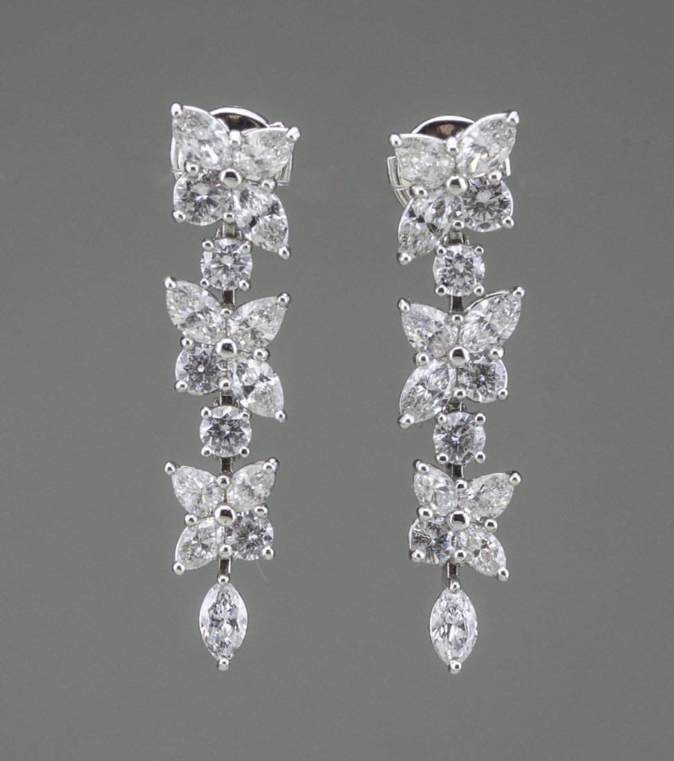 Tiffany & Co. Diamond Earrings