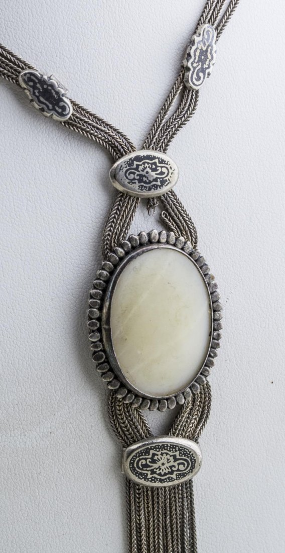 Silver Necklace - 3