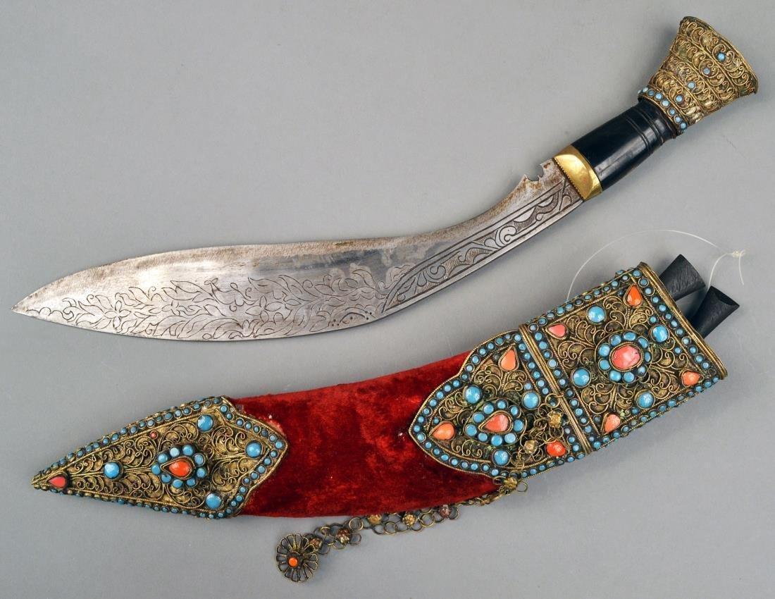 Indian Ceremonial Kukri