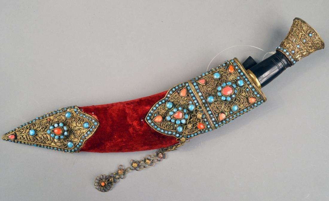Indian Ceremonial Kukri - 2