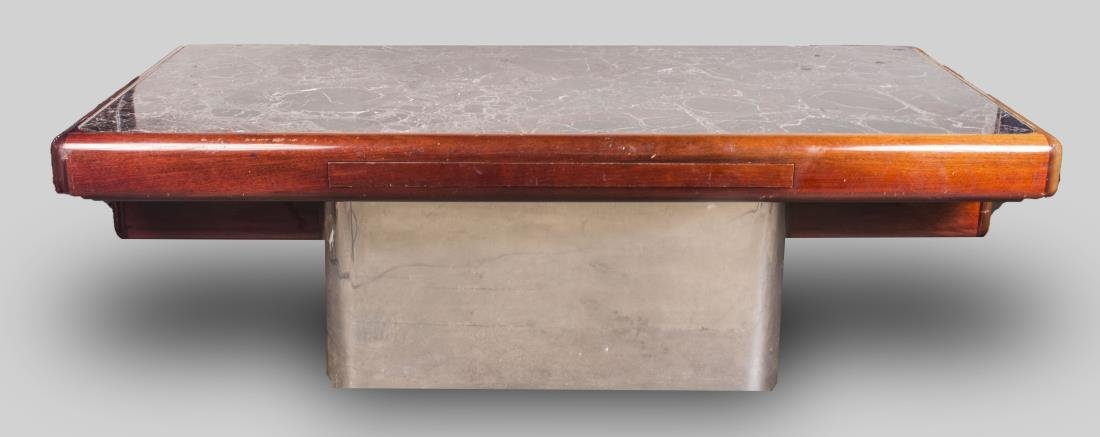 Vladimir Kagan Marble Top Desk