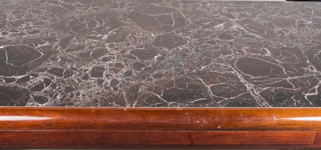 Vladimir Kagan Marble Top Desk - 2