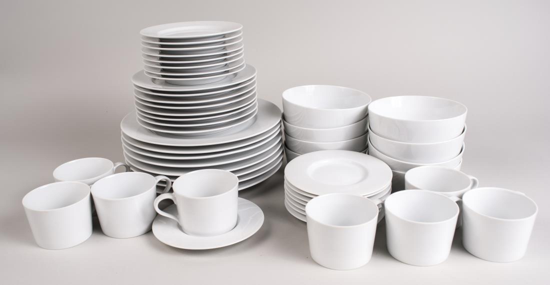 Portuguese Porcelain Dinner Service