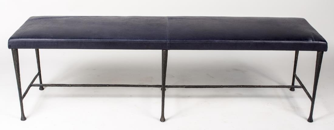 Christian Liaigre Bench