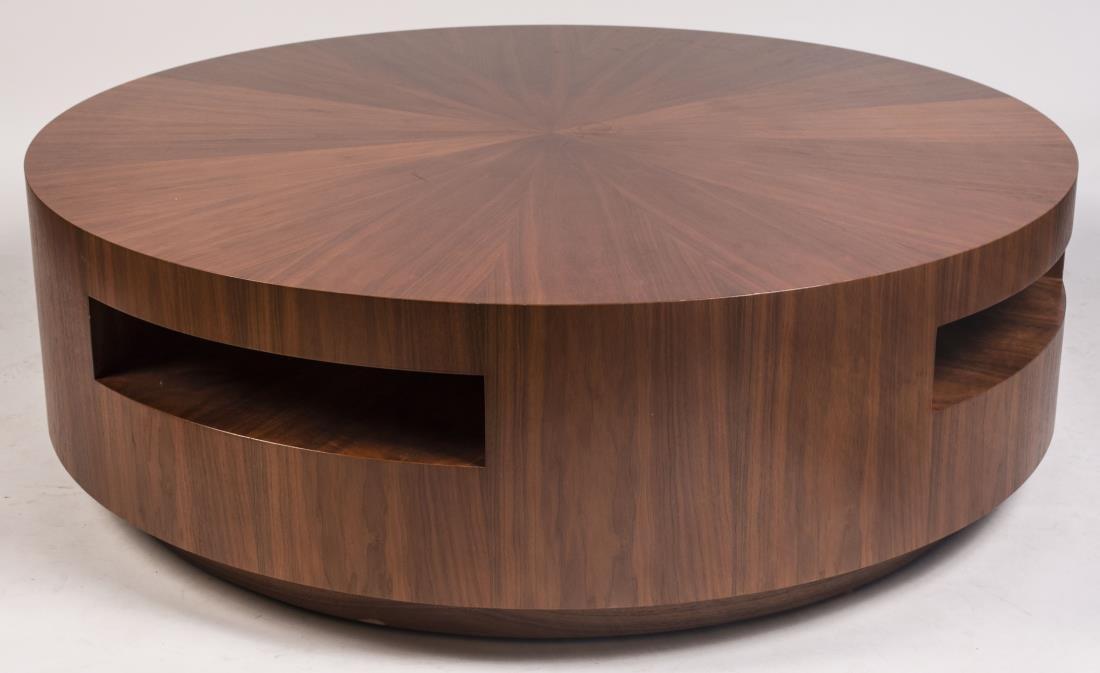 Circular Coffee Table