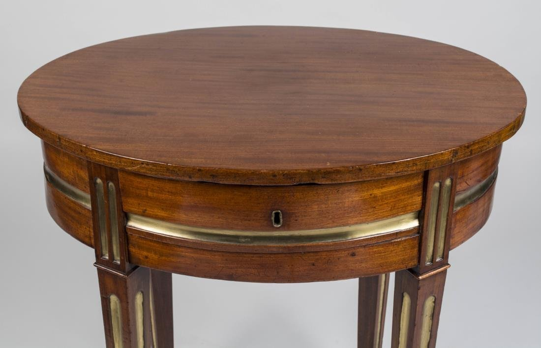 Russian Parcel Gilt Mahogany Occasional Table - 2