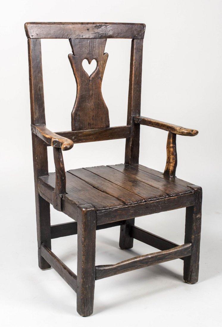 Fruitwood Armchair