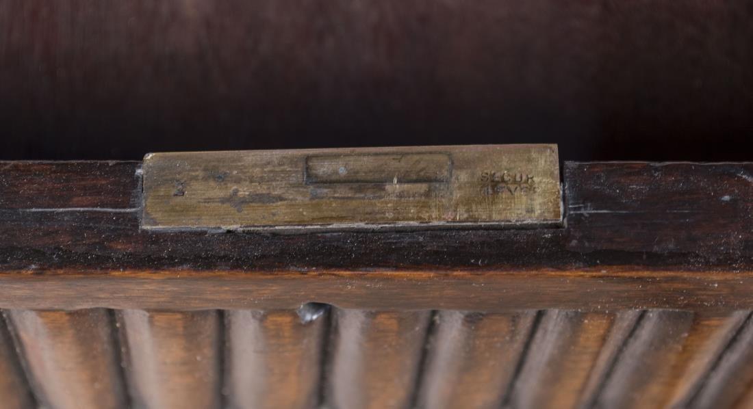 Regency Mahogany Sideboard - 2