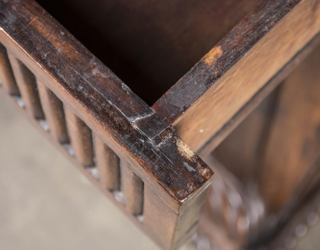 Regency Mahogany Sideboard - 3