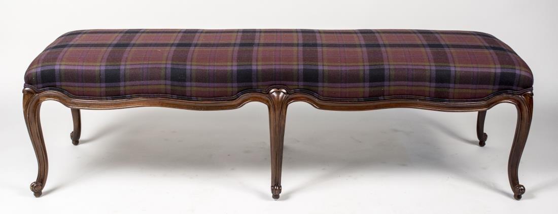 Ralph Lauren Home Upholstered Bench