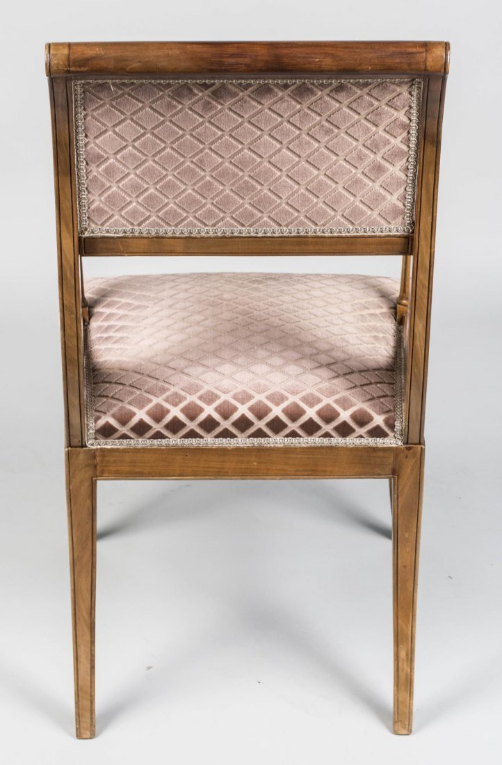 Four Regency Style Armchairs - 2