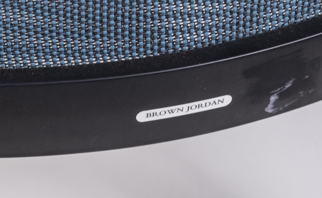 Brown Jordan Wave & Coast DiningTable & Six Chairs - 2