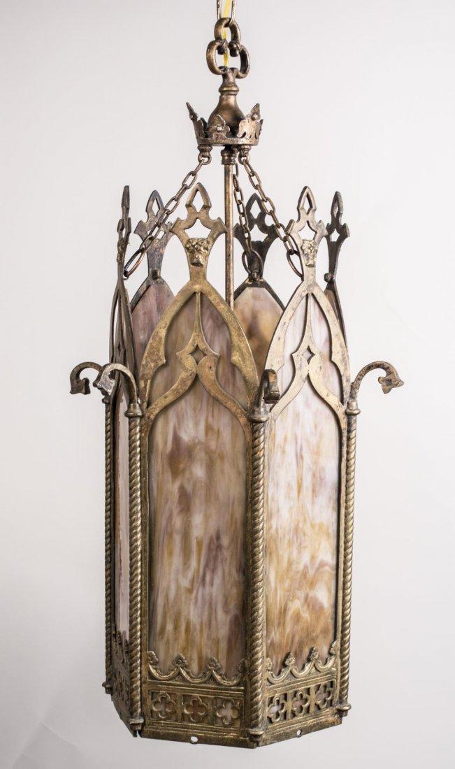 Gothic Style Hanging Light