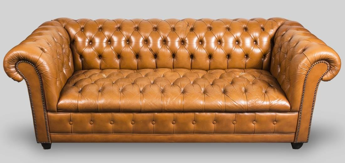 Georgian Style Chesterfield