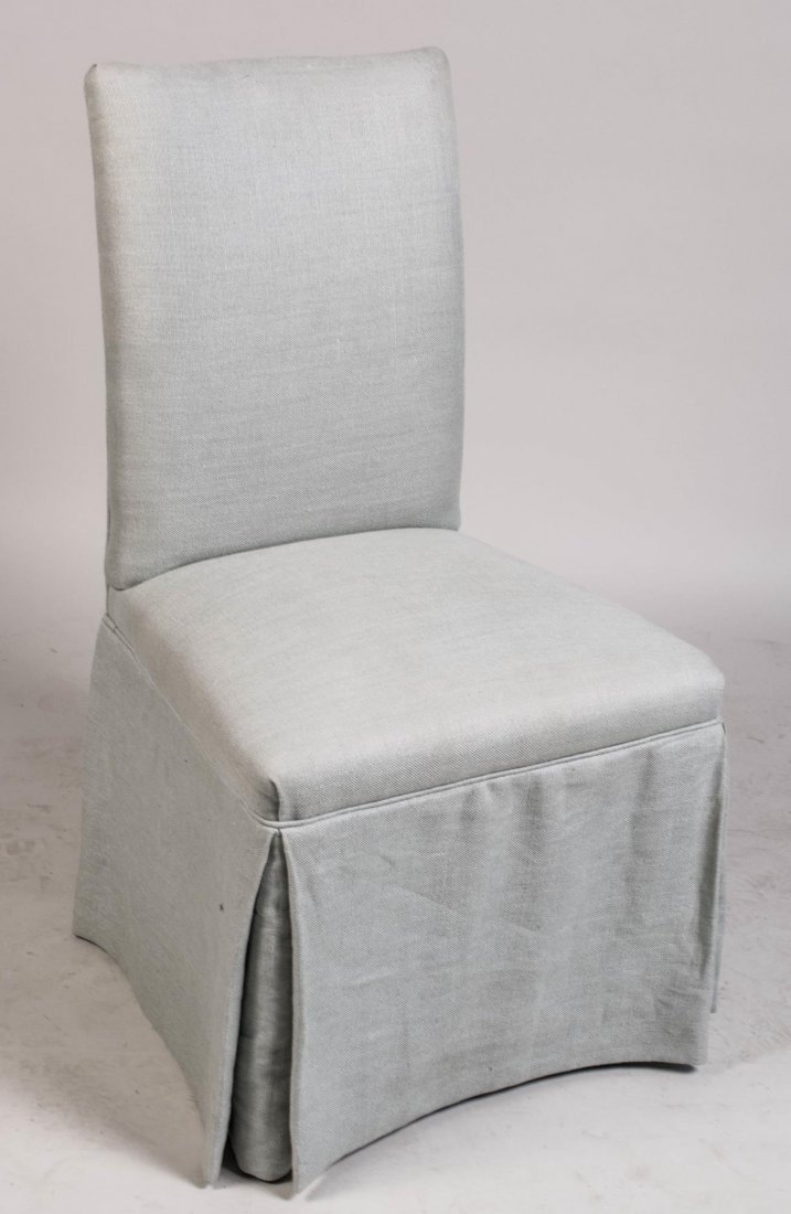 Slip Covered Side Chair