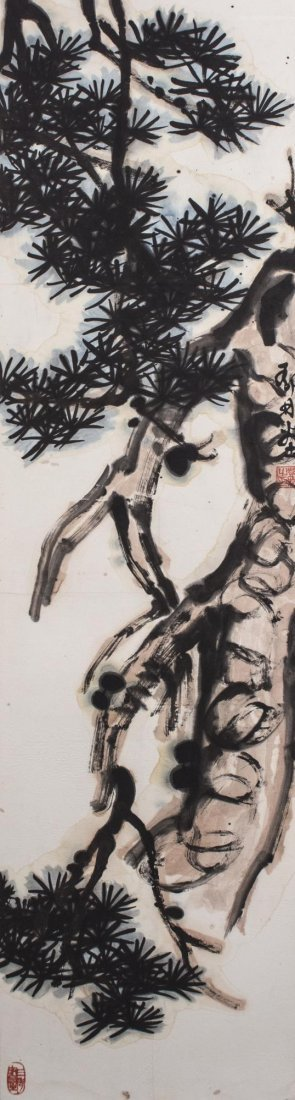 Asian Work on Paper