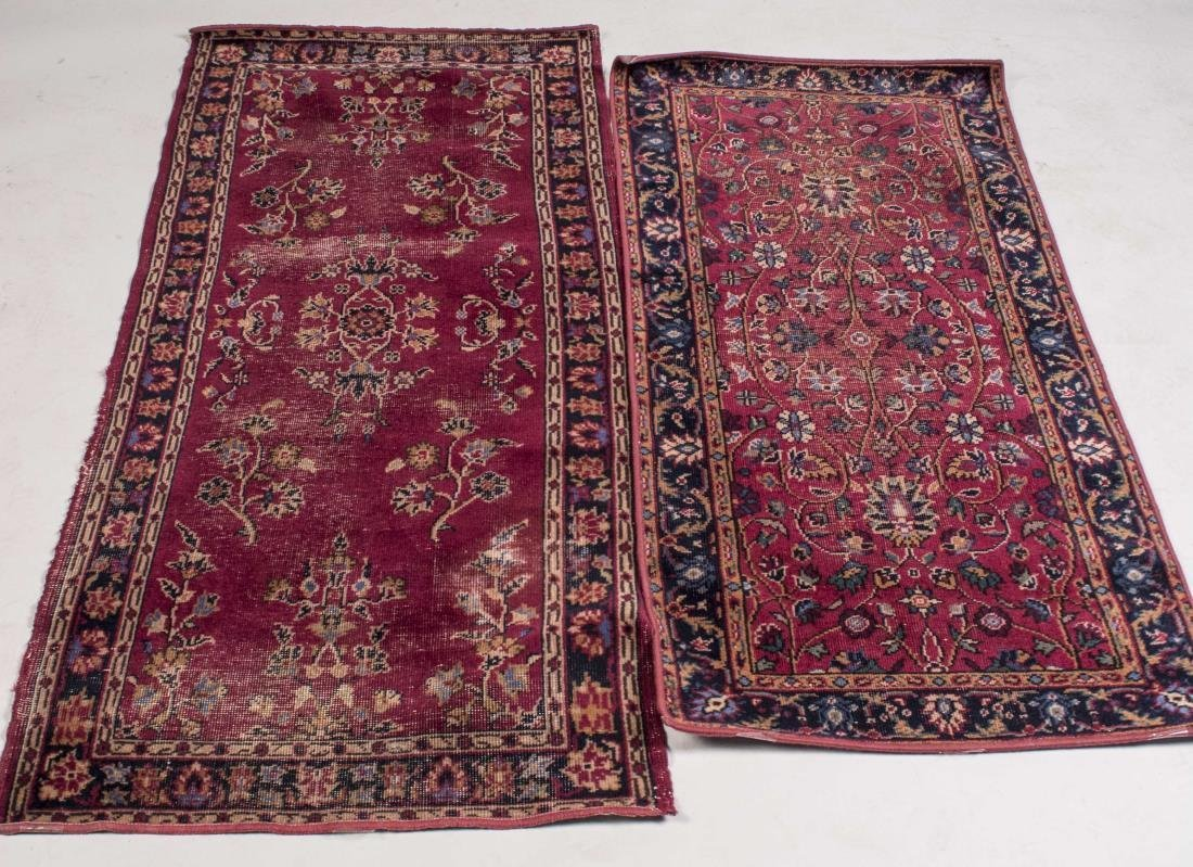 Two Turkish Sparta Rugs