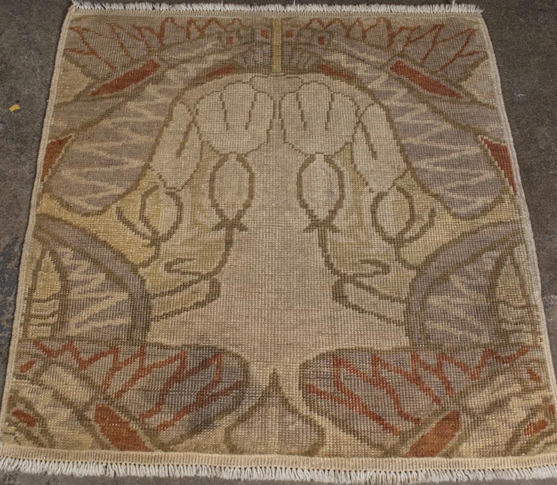 Vintage Turkish (Oushak / Sparta) Carpet