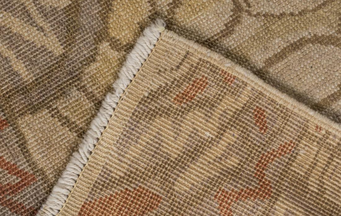 Vintage Turkish (Oushak / Sparta) Carpet - 2