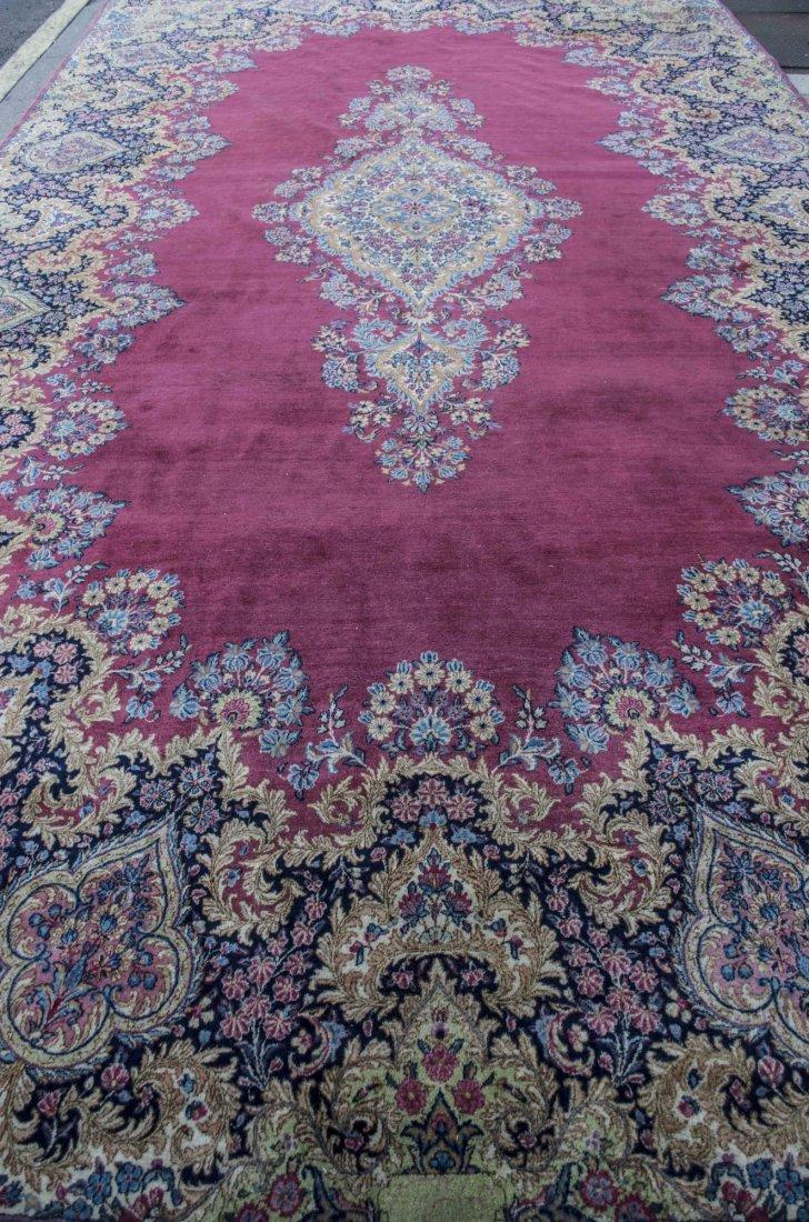 Persian / Iranian Kerman Carpet