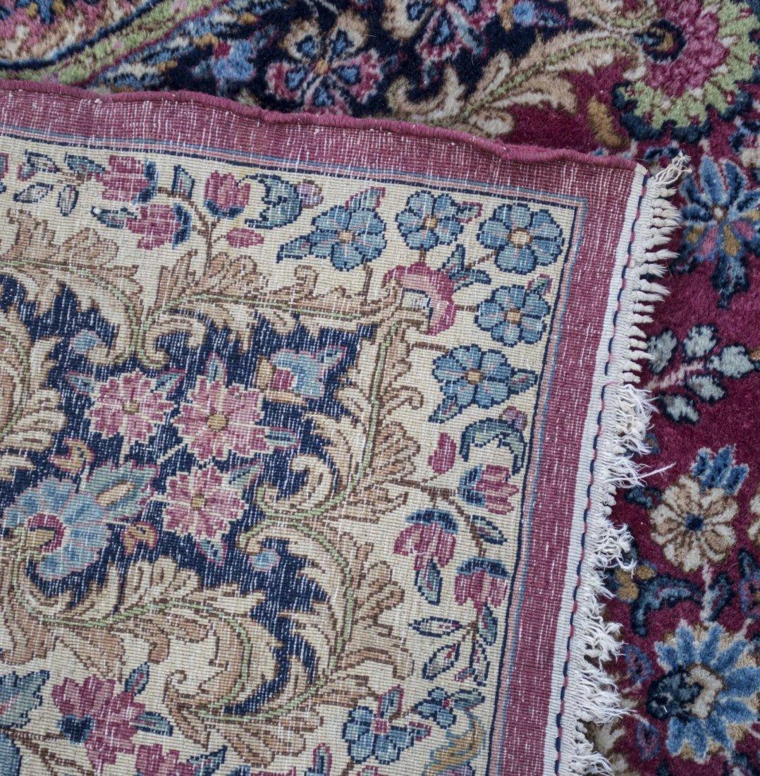 Persian / Iranian Kerman Carpet - 3