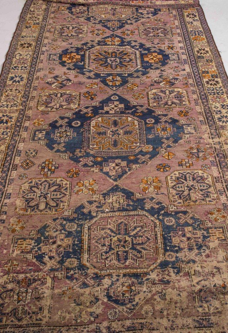 Caucasian Soumak Carpet