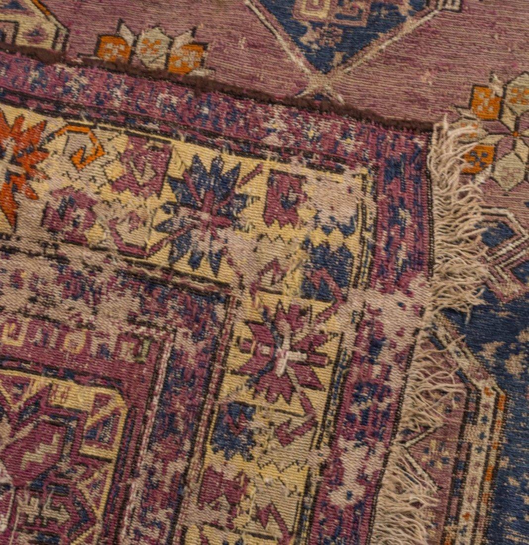 Caucasian Soumak Carpet - 2