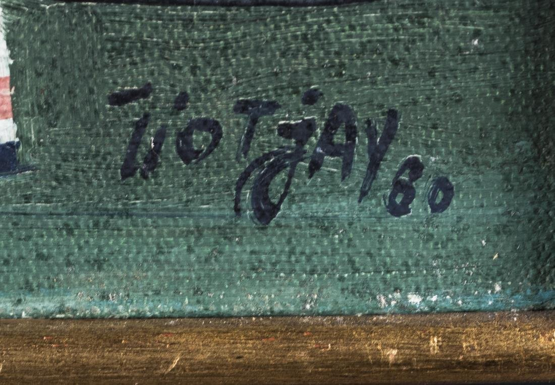 Tio Tjay (Indonesian, b. 1946) - 3