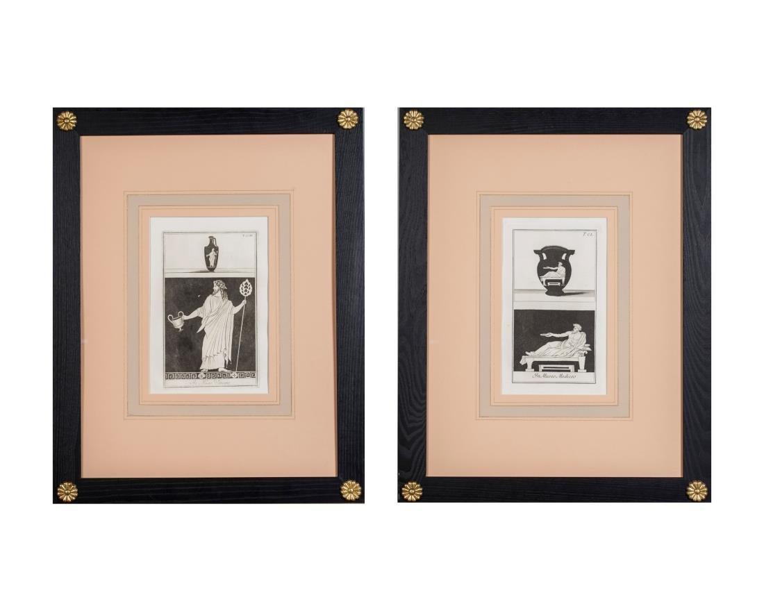 Pair of Neoclassical Prints