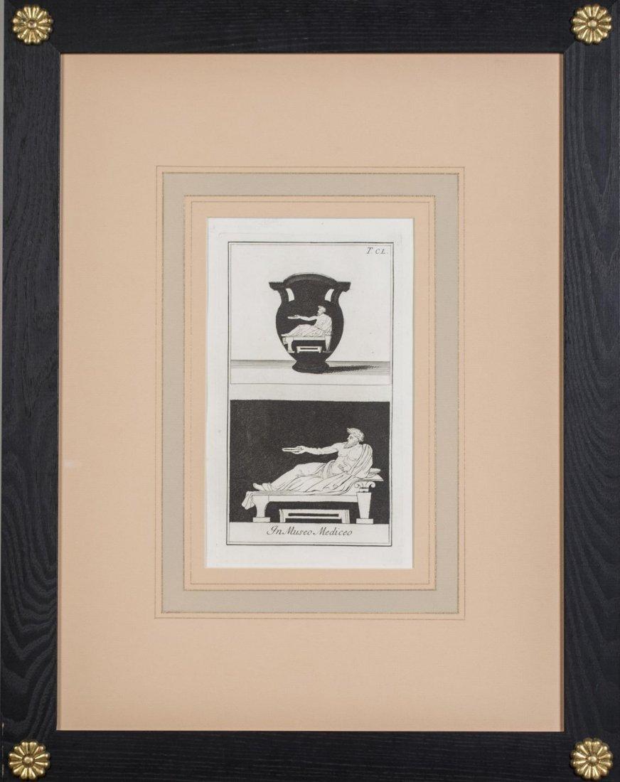 Pair of Neoclassical Prints - 2