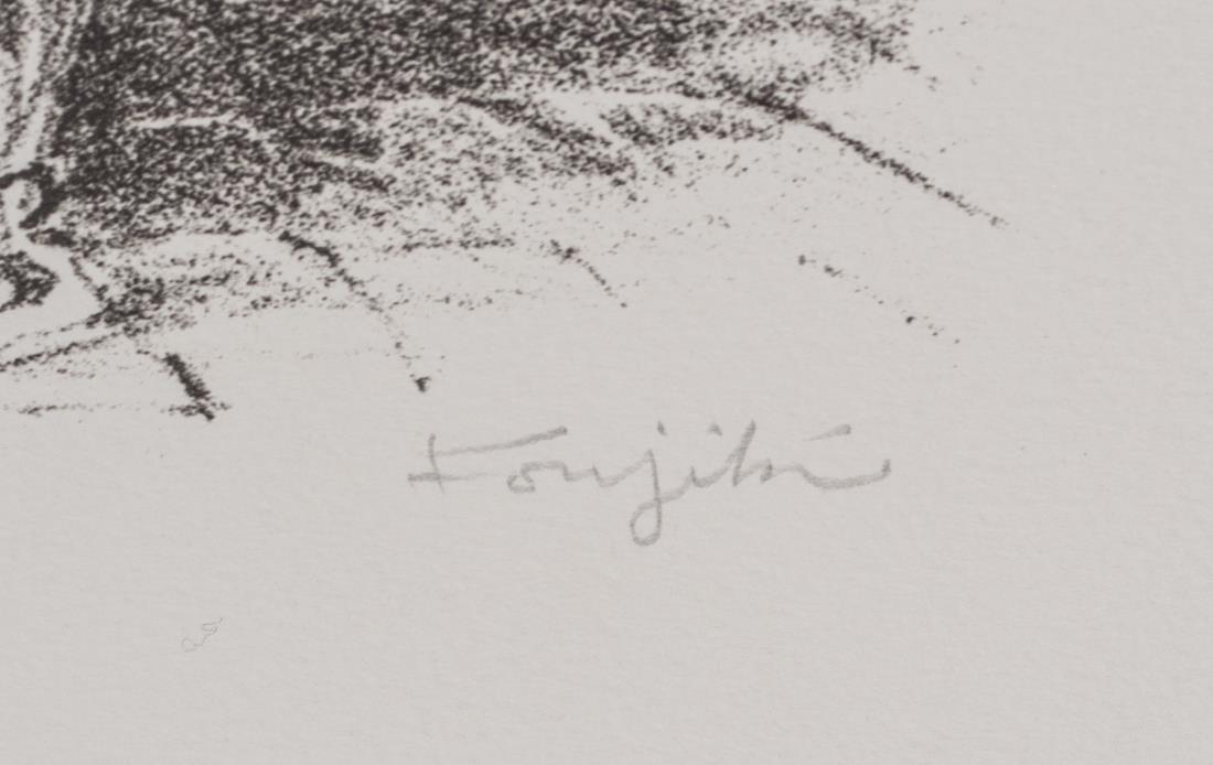 Leonard Foujita (French/Japanese, 1886-1968) - 2